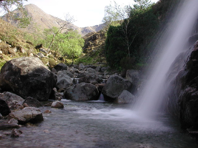 The Robbers' Waterfall