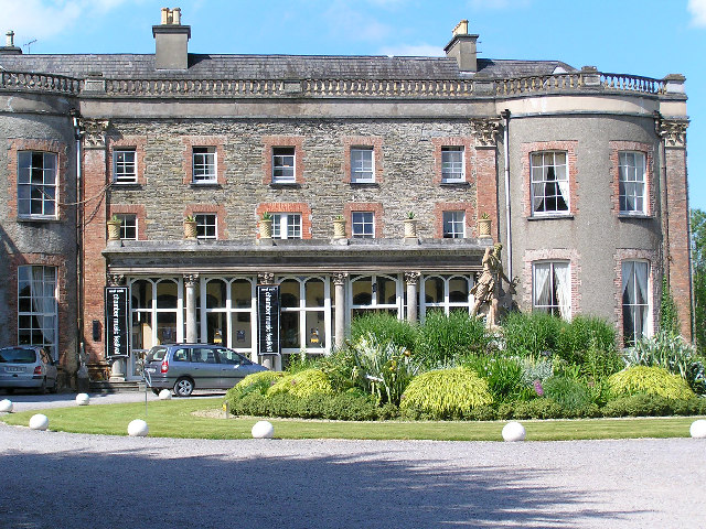 Bantry House, West Cork, Ireland