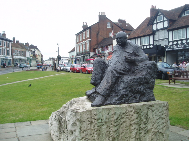 Westerham and Winston Churchill
