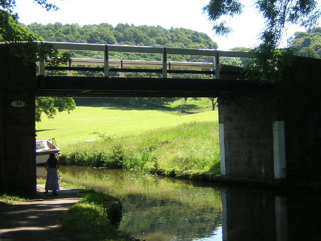 Lodge Hill Bridge, Low Holden