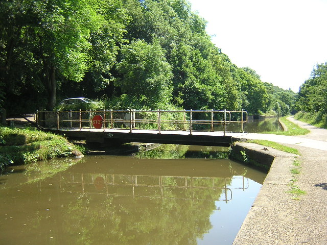 Booth's Swing Bridge, Keighley
