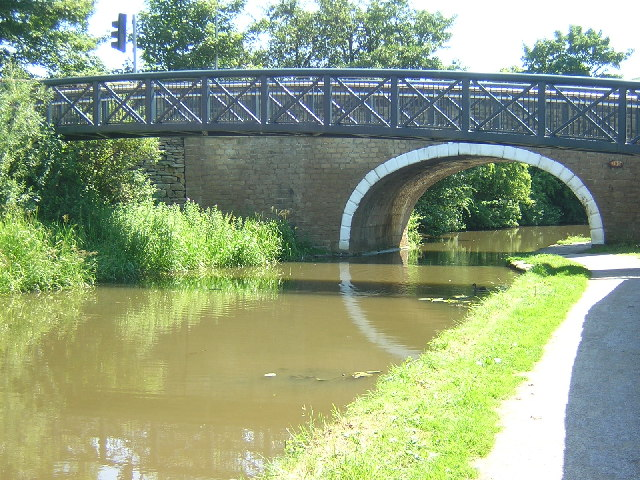 Swine Lane Bridge, Riddlesden