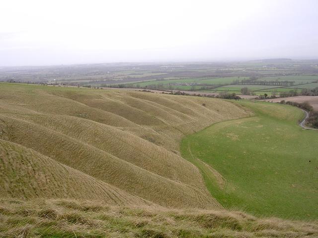 The Manger, north of Uffington Castle
