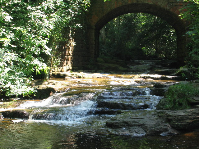 Bridge over May Beck