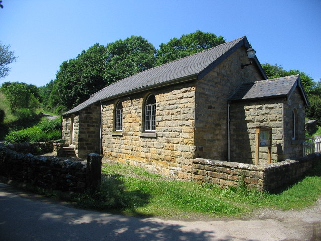 Chapel at Daisy Bank