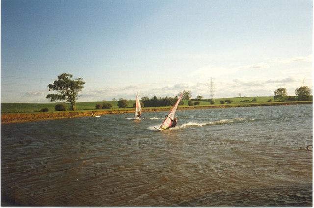 Bishopton Windsurfing Centre