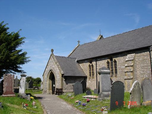 Llysfaen Church