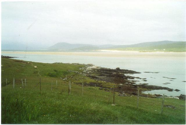 Ceapabhal Shoreline