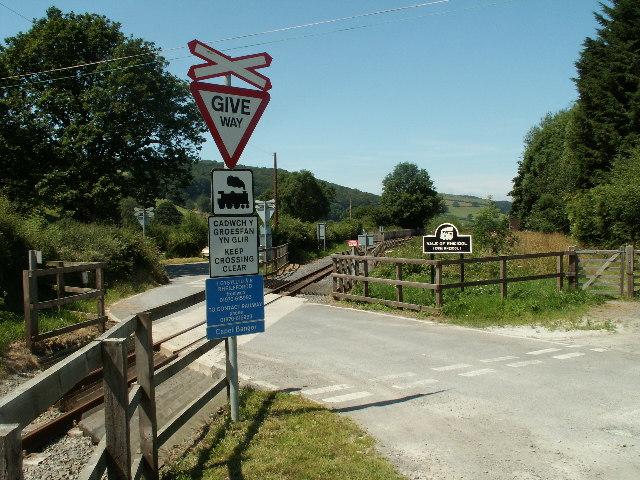 Cwm Rheidol railway