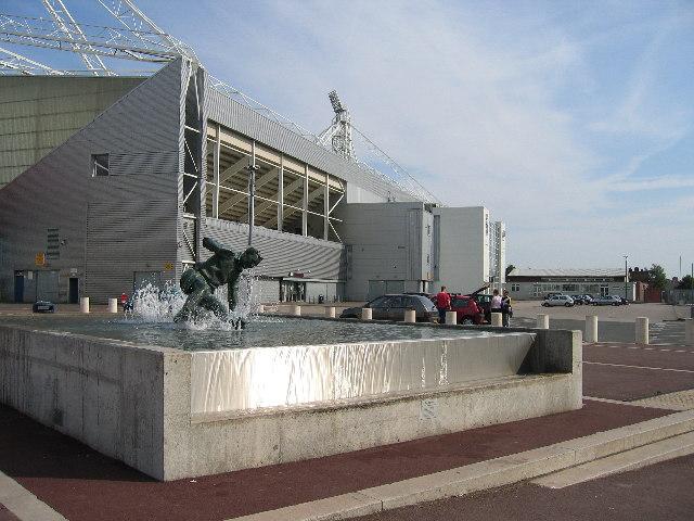 Preston North End Football Ground, Deepdale