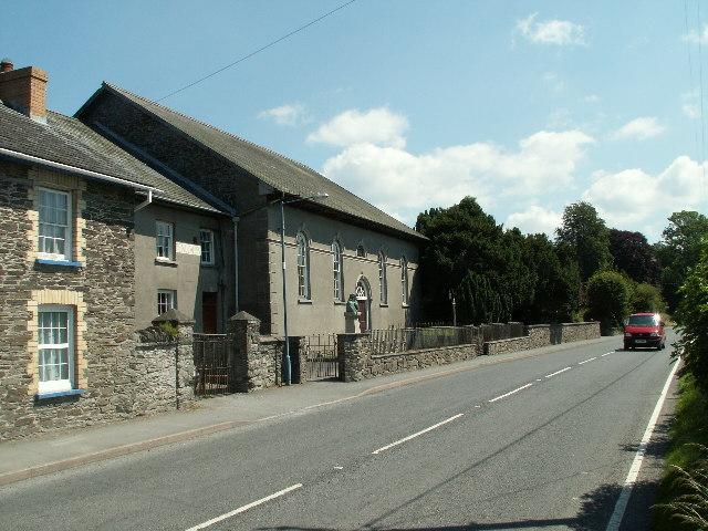 Penllwyn Chapel