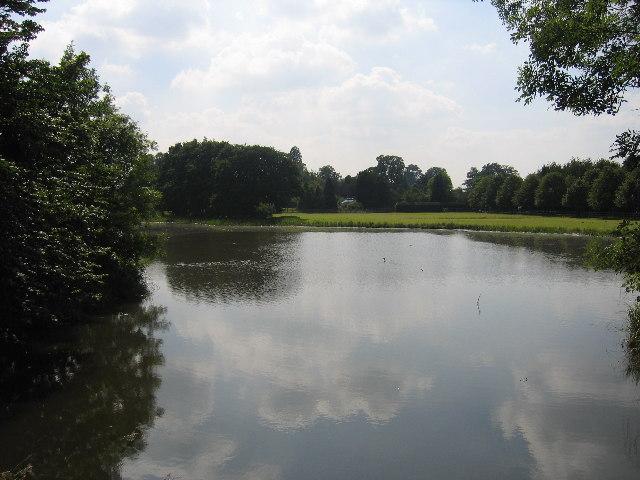Edstone Hall Lake