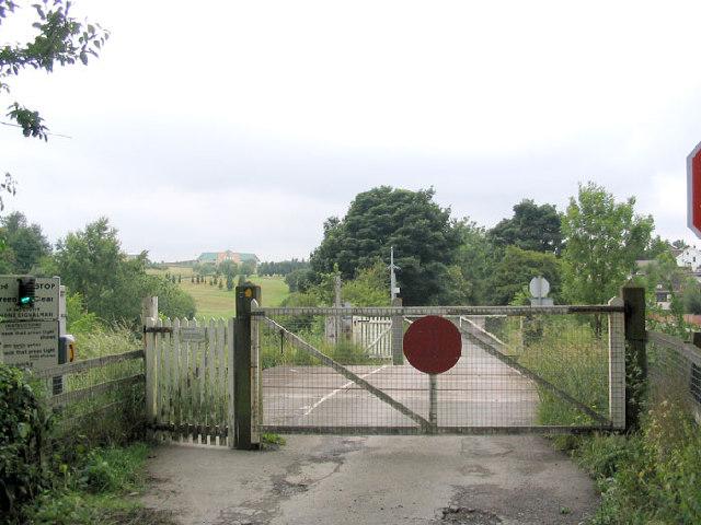 Duckett's crossing