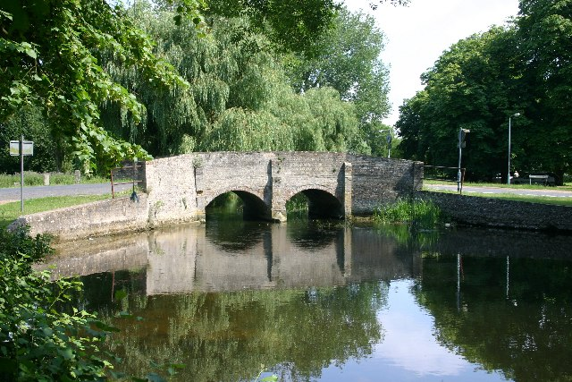 Nuns' Bridges, Thetford