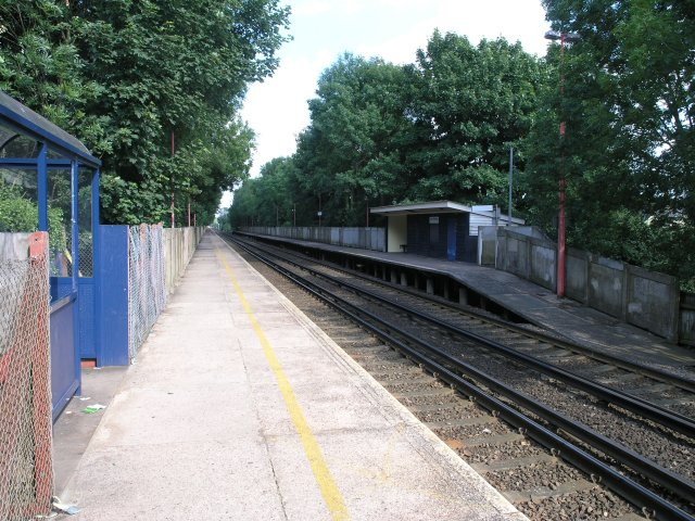 East Malling Railway Station