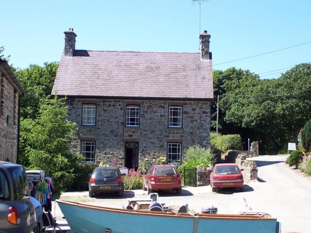 Llanborth