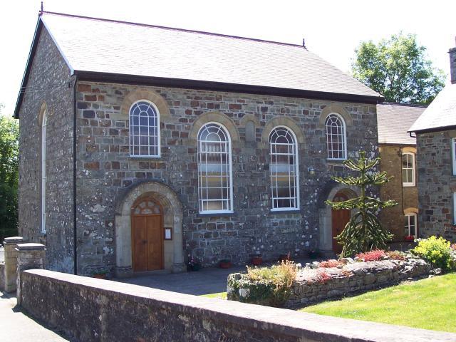Penmorfa Chapel, near Penbryn
