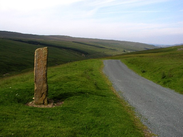 Hunters Stone, Coverdale