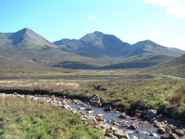 Head of Loch Ainort, Skye
