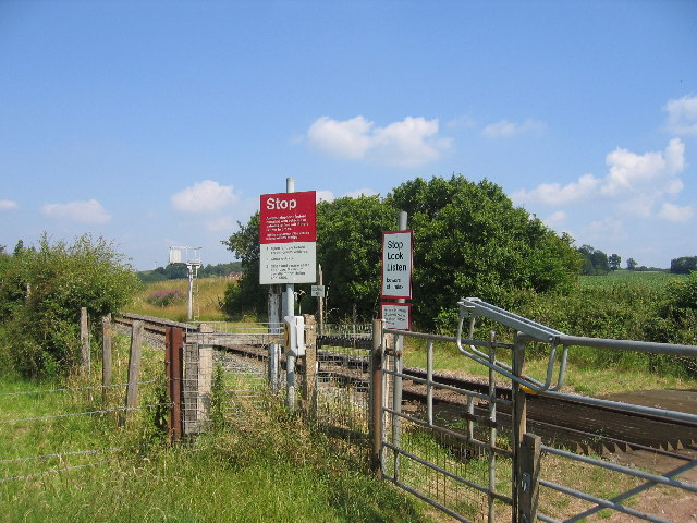 Edstone Hall Crossing