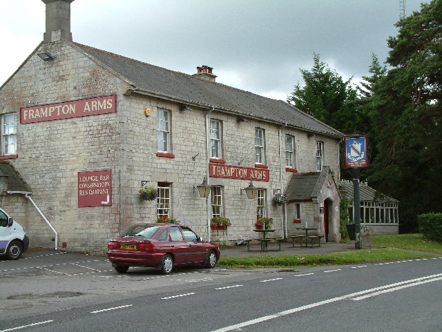 Frampton Arms, Crossways