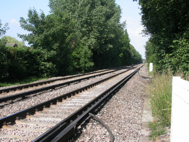 Railway to Leatherhead