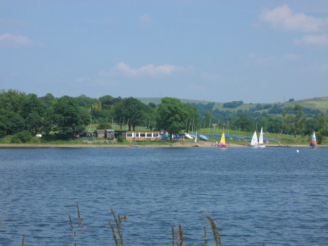 Combs Reservoir Sailing Club