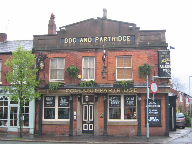 The Dog and Partridge Public House, Didsbury Village
