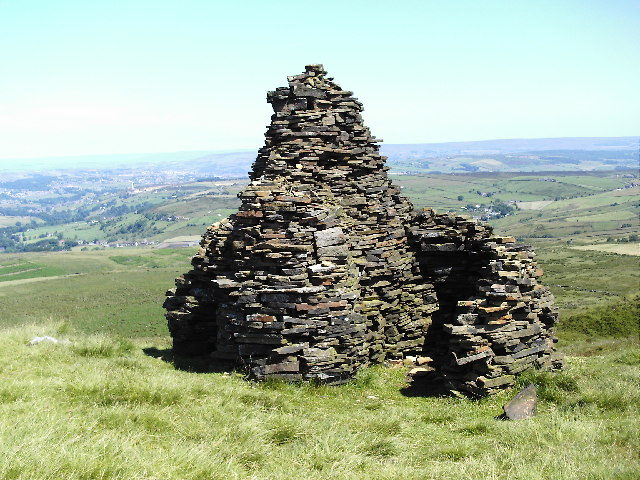 Cairn on Nab Hill