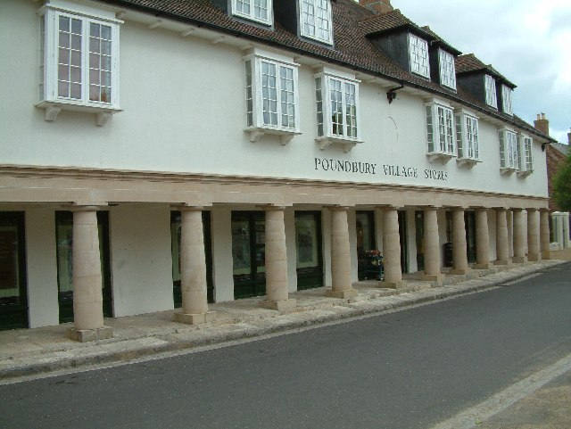 Poundbury Village Store