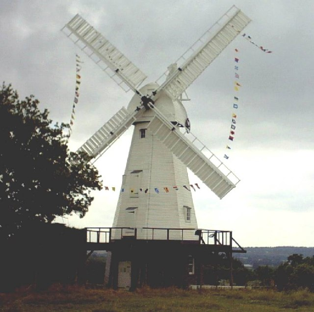 Woodchurch Windmill