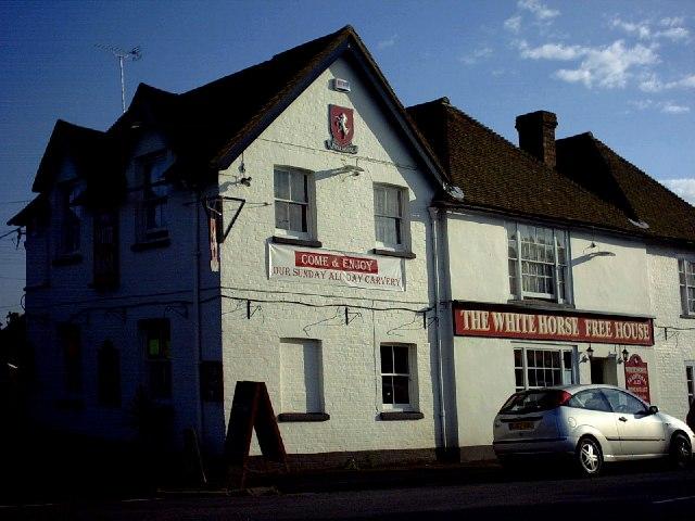 White Horse Inn, Bilsington