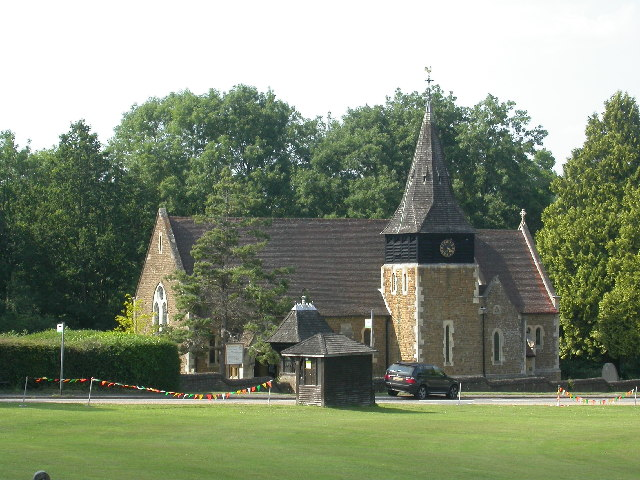 Grayswood Church