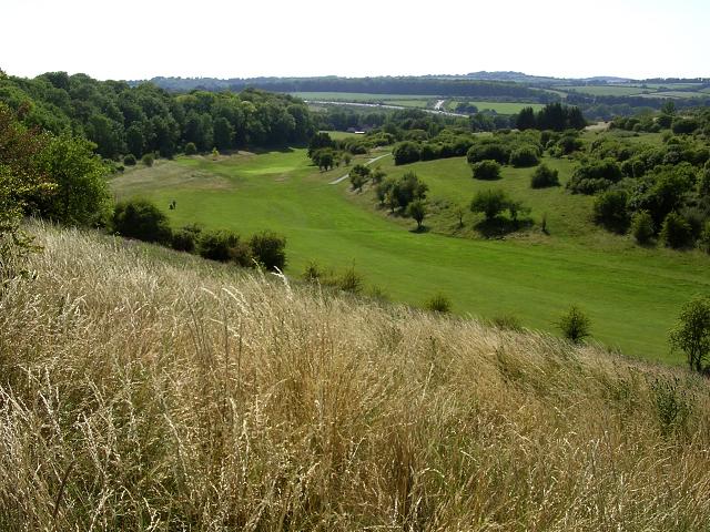 Hockley Golf Course, Twyford Down
