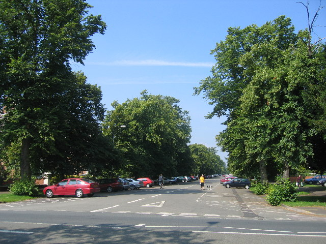 Binswood Avenue, Royal Leamington Spa