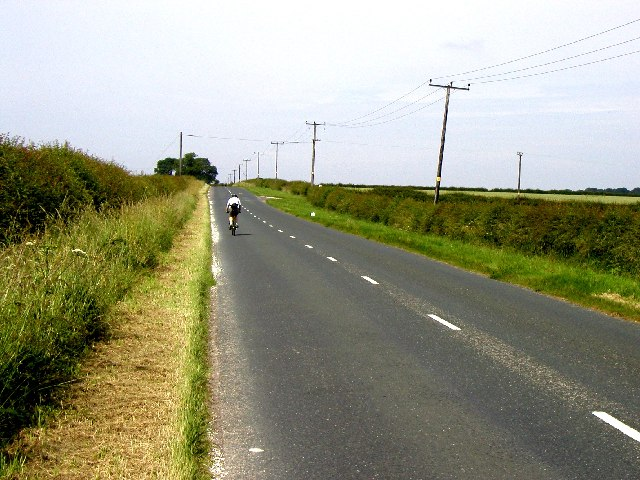 The Warter to North Dalton road.