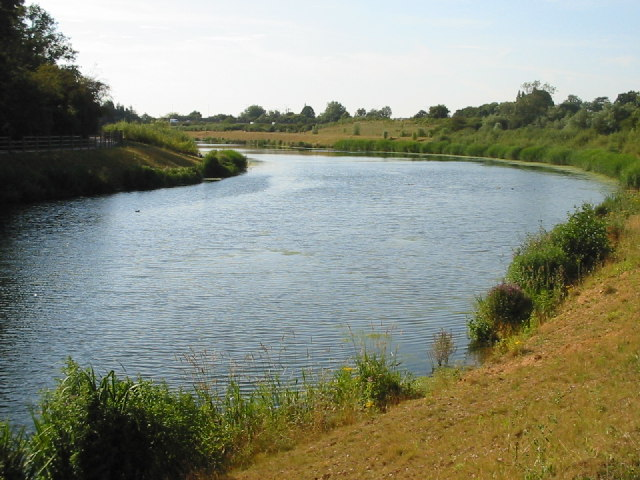 Jubilee River, near Slough