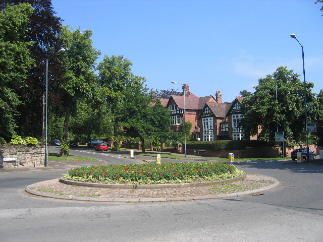 Rugby Road Roundabout