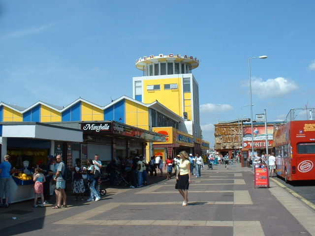 Clarence Pier, Southsea