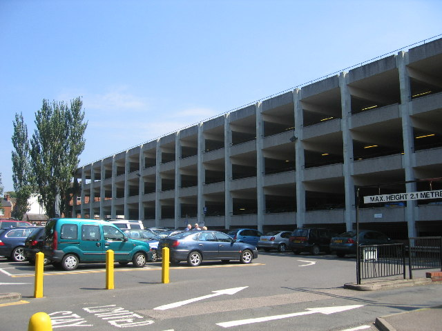Covent Garden Car Park