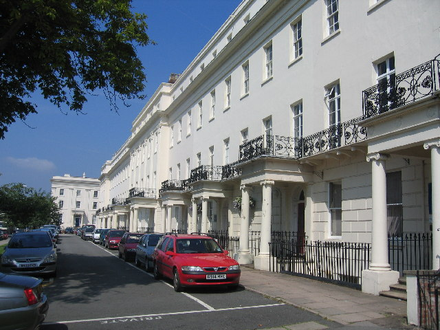 Waterloo Place, Royal Leamington Spa