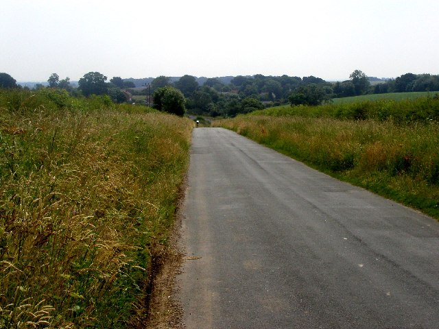 The Huggate to North Dalton road