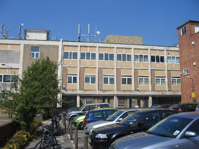 Leamington Spa Telephone Exchange