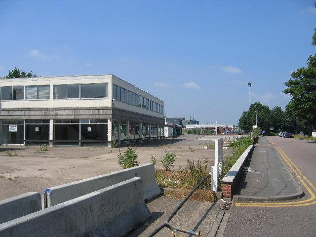 Site of Leamington Spa Avenue Station