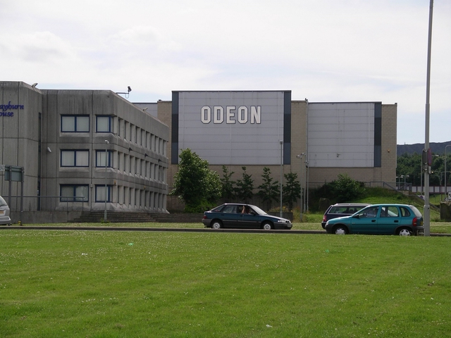 Odeon Cinema, Wester Hailes