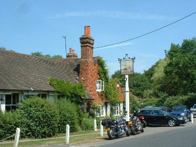 The Surrey Oaks pub at Parkgate