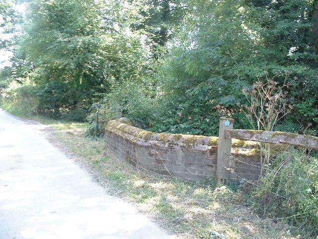 Bridge at Ewood Lane