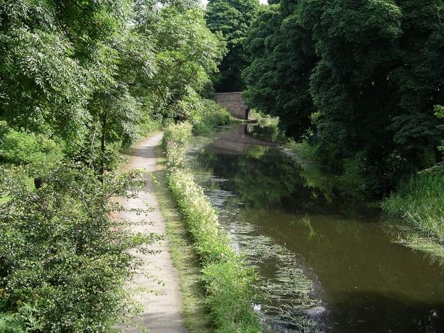 Union Canal, Hermiston