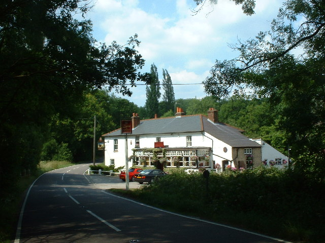 The Plough public house, Blackbrook