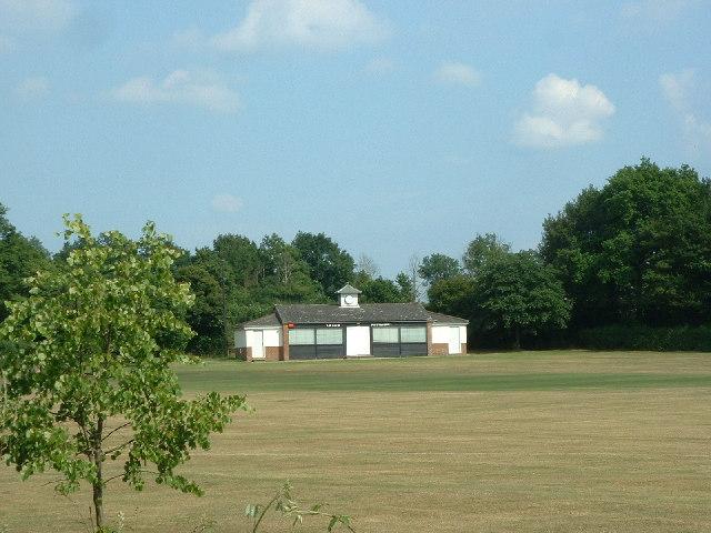 Leigh Cricket Club Pavilion